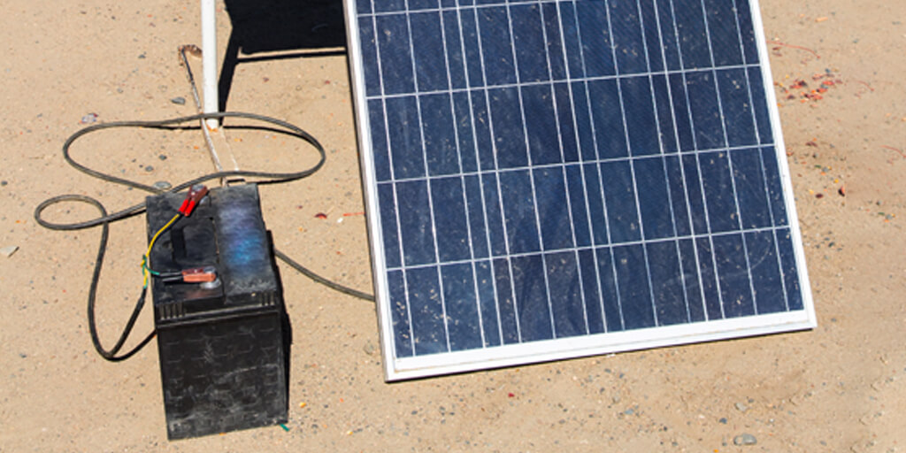 Which Batteries Go With Solar Panels 2