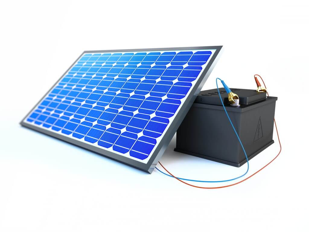 power efficiency - Why You Need Batteries With Your Solar Panels 3