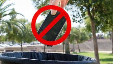 EnergixCharge Review - phone trash